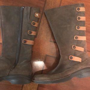 Merrell women's waterproof boots